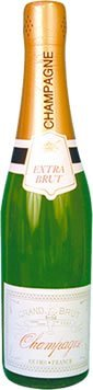 30'' Inflatable Champagne Bottle
