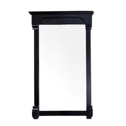 Bellaterra Home 205024-MIRROR-ES 24-Inch Solid Wood Frame Mirror