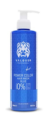 🥇 Válquer Professional Power Color Mascarilla De Cabello