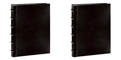 Pioneer Sewn Bonded Leather BookBound Bi-Directional Photo Album, Holds 300 4x6