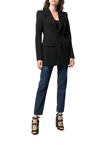 Blu DSQUARED2 Donna Jeans S72LB0124S30342470 Cotone xwx7HTfq