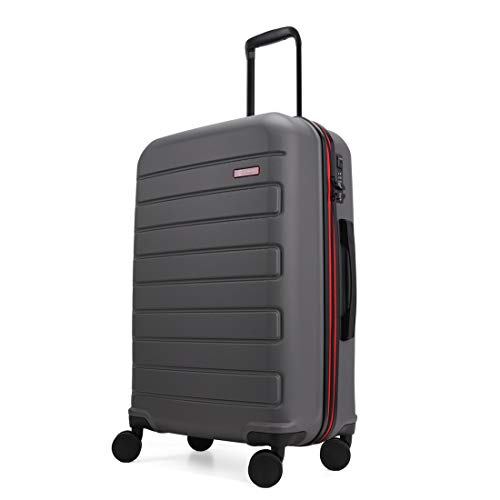 GinzaTravel Hardside Spinner, Carry-On, Wear-resistant, scratch-resistant Suitcase Luggage with Wheels