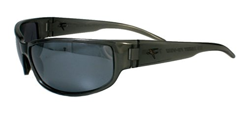 Fatheadz Eyewear Men's Big Daddy V2.0 Polarized Wrap Sunglasses, Grey, 73.0 - Glass Fathead Frames