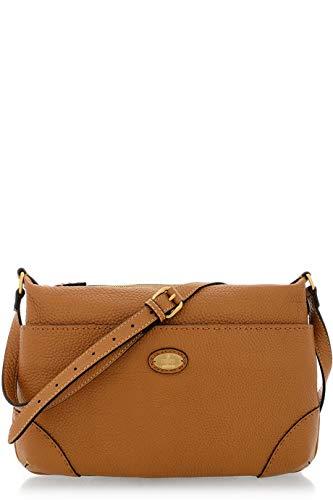FENDI SELLERIA Brown Messenger Bag