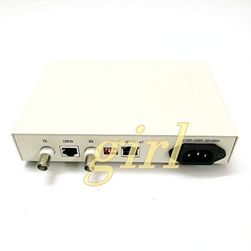 Lysee E1 Switch Ethernet TCP/IP E1 bridge E1 protocol converter E1 to RJ45 2 megabyte network port