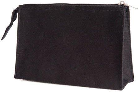 Cotton Canvas Cosmetic Pouch 12 pcs sku# 1392841MA
