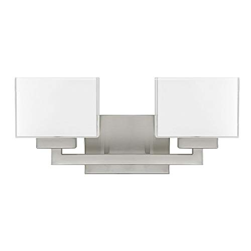 Capital Lighting 8342BN-155 Two Light Vanity (Tahoe Wall Lighting)