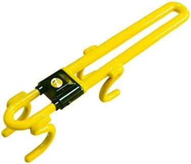 UKB4C HEAVY DUTY Car steering Wheel lock high security anti theft hook van hook crook
