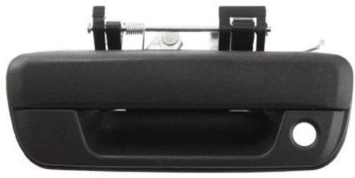 crash-parts-plus-black-tailgate-handle-w-keyhole-for-chevrolet-colorado-gmc-canyon-isuzu-truck