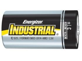 Alkaline Battery by Energizer Industrial  Pack of 24