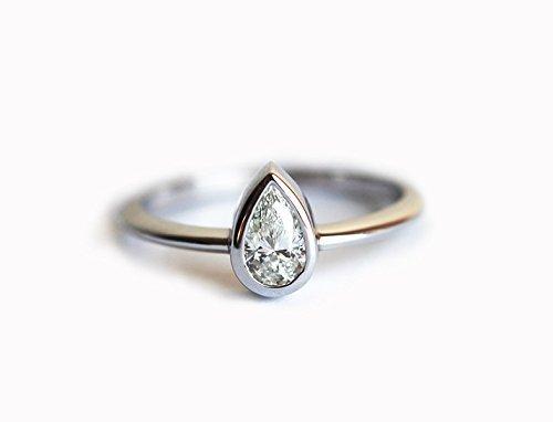 0.3 Ct White Diamond - 2