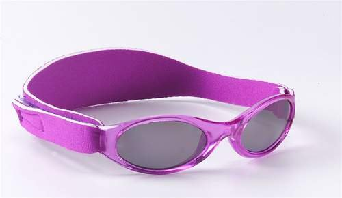 BabyBanz Adventurer Sun Glasses 0-2Years Purple