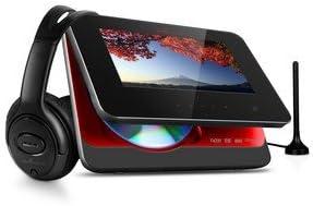 Energy Sistem Mobile DVD 370 TV: Amazon.es: Electrónica