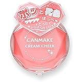 CANMAKE Cream Cheek 07 Coral Orange 1 Ounce