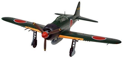 Doyusha 1/72 Aya series No.2 Japanese Army Zero Fighter 52 Hei-type/Motoyama Naval Air Corps painted plastic model -  Doyusha (DOYUSHA)