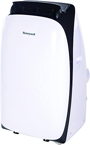 Honeywell Portable Air Conditioner, Dehumidifier & Fan for Rooms Up to 400 Sq. Ft with Remote Control, HL09CESWK ()