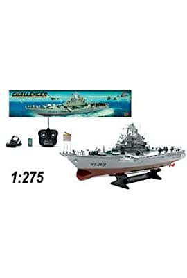 "30"" RC HT-2878 Aircraft Carrier War Ship"