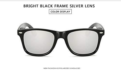 Gafas Unisex UV400 de KOMNY Hombres los De H de Sol de Masculinas de Gafas conducción Sol Gafas HD Lente D Calidad polarizados Sol Masculino Alta Gafas de q0crWdRnc