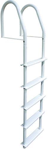 Dock Edge Flip Up Dock Ladder
