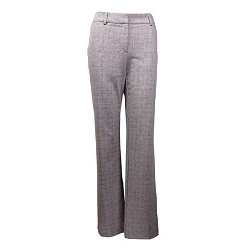 Charter Club Women S Glen Plaid Classic Fit Dress Pants Low Cost
