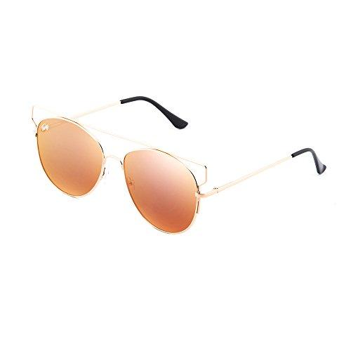 TWIG espejo Bronce de sol Rosa mujer TZARA degradadas Gafas PwqSpEAn