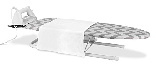 Stylish and Functional Tabletop Ironing Board Iron Rest Removable / Washable Cover That Keep Close At Hand But Safely Out Of - Next Home Uk Shopping