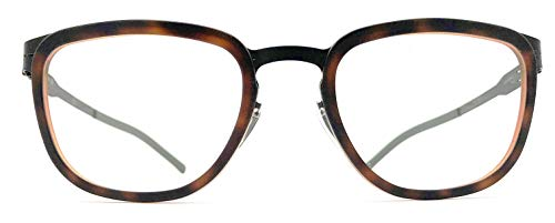ic! berlin Kathi B. Eyeglasses in Black & Matte Tortoise for sale  Delivered anywhere in Canada