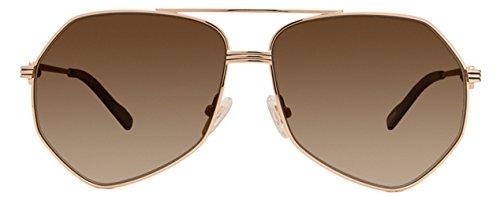 Diff Eyewear - Sydney - Designer Aviator Sunglasses - 100% UVA/UVB