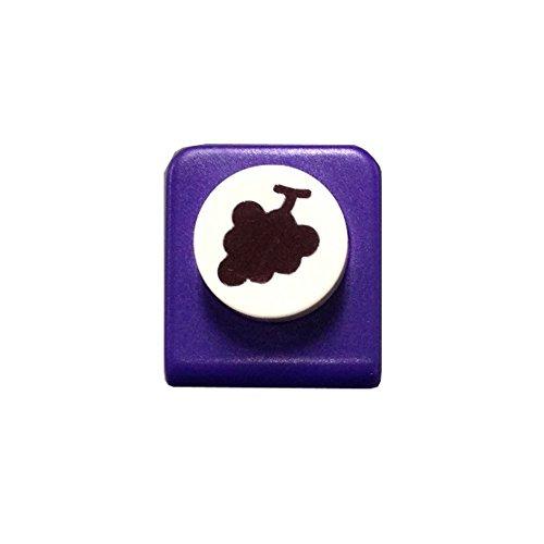 Grape Cast (Carl Craft Mini Craft Paper Punch, Grape)