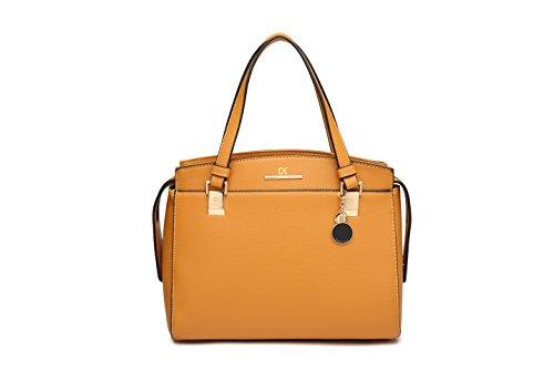 Diana Korr Women's Handbag (Yellow)