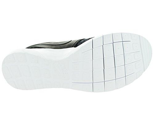 Nike Roshe Nm Flyknit Prm, Black/Black-Dark Grey-White, Größe 42 1/2