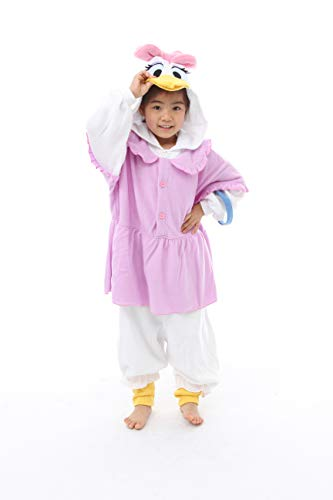 Daisy Duck Kids Kigurumi (5-9 Years) -