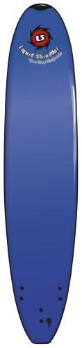 Liquid Shredder HD Long Surf Board (Blue, 10-Feet)