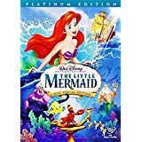 The Little Mermaid DVD Movie Platinum Edition (2-Disc -