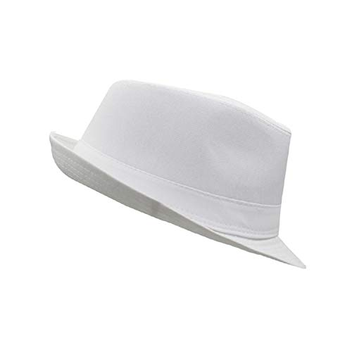 KKONION Fedoras Hat Men Women Panama Caps Gorros Chapeu Church Boater Wide Brim Brand Fashion -