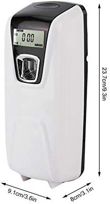 Wandhalterung Lufterfrischer LCD Parfüm Container Duft Aerosol Sprayer Dispenser Maschine Home Hotel verwenden