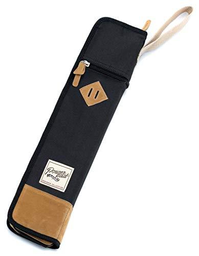 TAMA TSB12BK POWERPAD Bag-Black-6 Pairs of Sticks and - Bag Drumstick Tom Floor