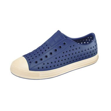 (Native Jefferson Slip-On Sneaker,Regatta Blue,6 M US Toddler)