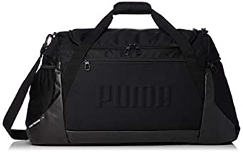 PUMA 07574201 Gym Duffle Bag L, Puma Black