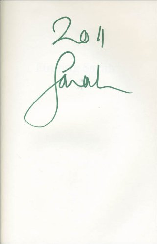 "Sarah""Fergie"" (Duchess Of York) Ferguson - Book Signed Circa 2011"