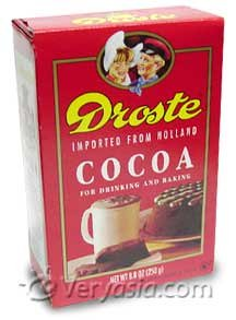 Dutch Cocoa (Droste Cocoa Powder, 8.8 Ounce)