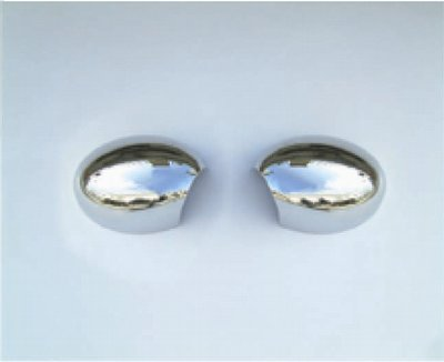 Mini Cooper Chrome Mirror Covers
