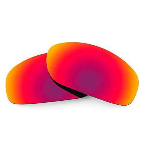 Verres de rechange pour Bolle Anaconda — Plusieurs options Soleil de Minuit MirrorShield® - Polarisés