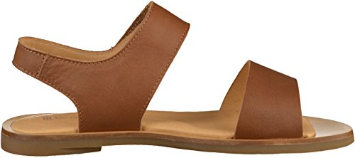 cheap new styles where can you find El Naturalista Women's Nf30 Tulip Flat Sandal Cuero 9pwLCVMG