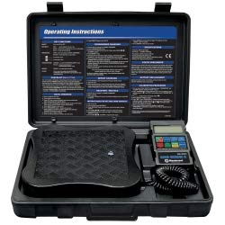 (Mastercool 98210-A Accu-Charge II Programmable Refrigerant Scale)