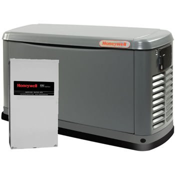 Honeywell 20KW Automatic Standby Generator with 200a Transfer Switch (Honeywell Transfer Switch compare prices)