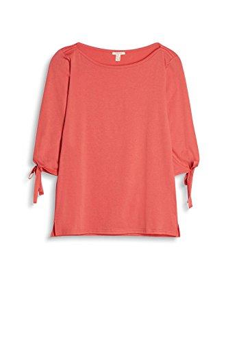 ESPRIT, Camiseta para Mujer Rojo (Coral)