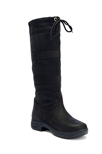 Dublin Large Boots Brown Black River Waterproof Dark wOqwRZ7p