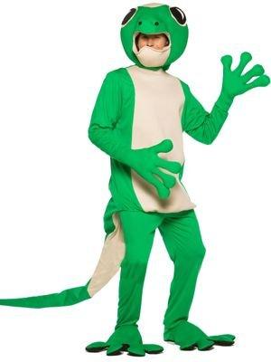 Rasta Imposta Gecko, Green, One Size