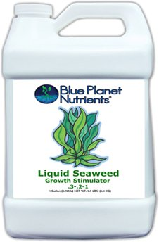 Blue Planet Nutrients Liquid Seaweed (Gallon)